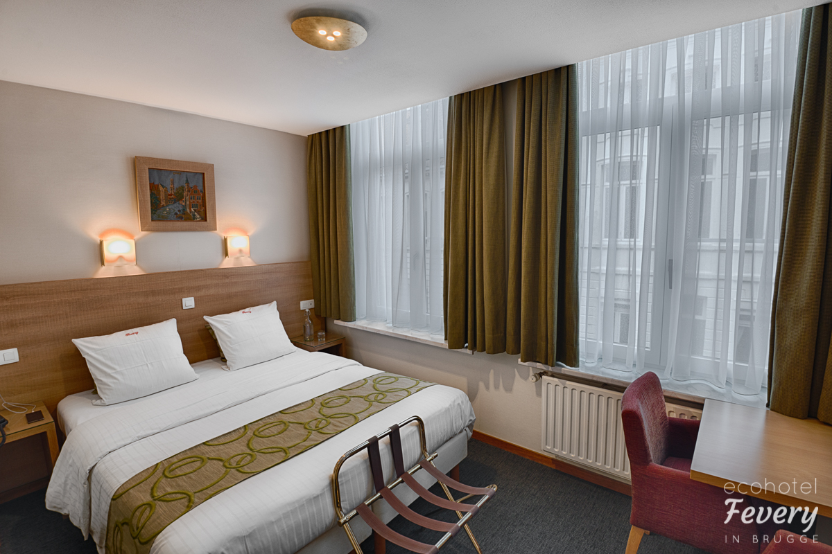 Hotel Fevery Bruges standard double S