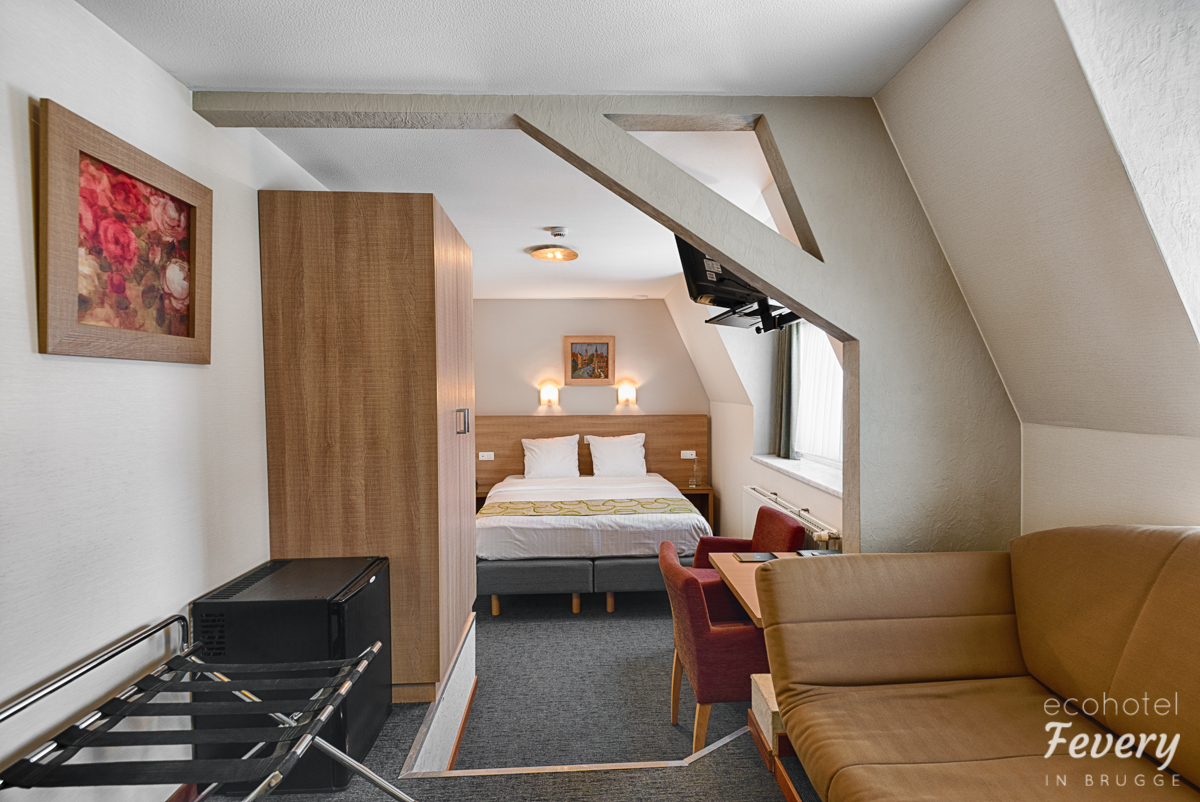 Hotel Fevery Bruges superior double L