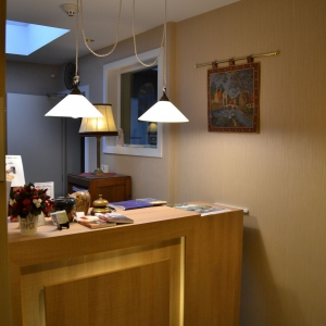 Hotel Fevery front desk