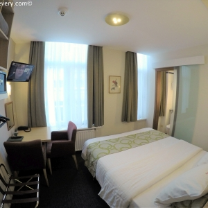 Hotel Fevery Bruges small double XS
