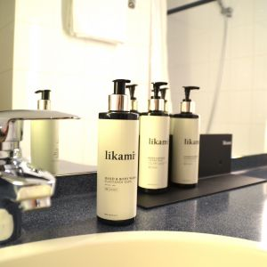 hotel Fevery Bruges superior double L Likami products