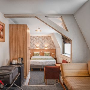 Hotel Fevery Bruges superior double room L