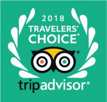 Tripadvisor Travellers choice, winner